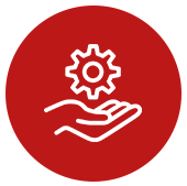 solution icon RED 1 services